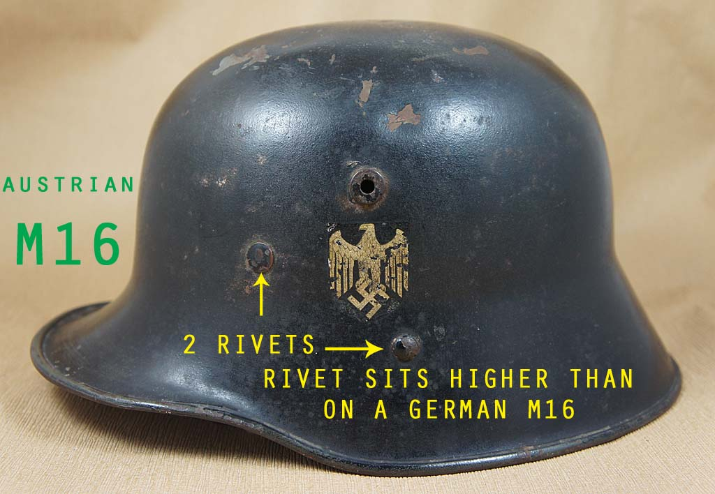 Combat models and makers – German Helmet Vault