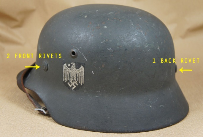 M31 helmet liners – German Helmet Vault