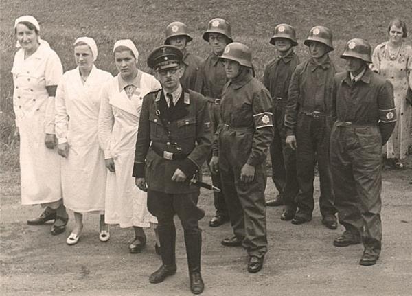 Sicherheits_und_Hilfsdienst_SHD_RLB_Reichsluftschutzbund